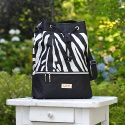 Torba - worek Zebra